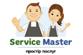 Работа в Service Master
