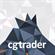 Работа в CGTrader